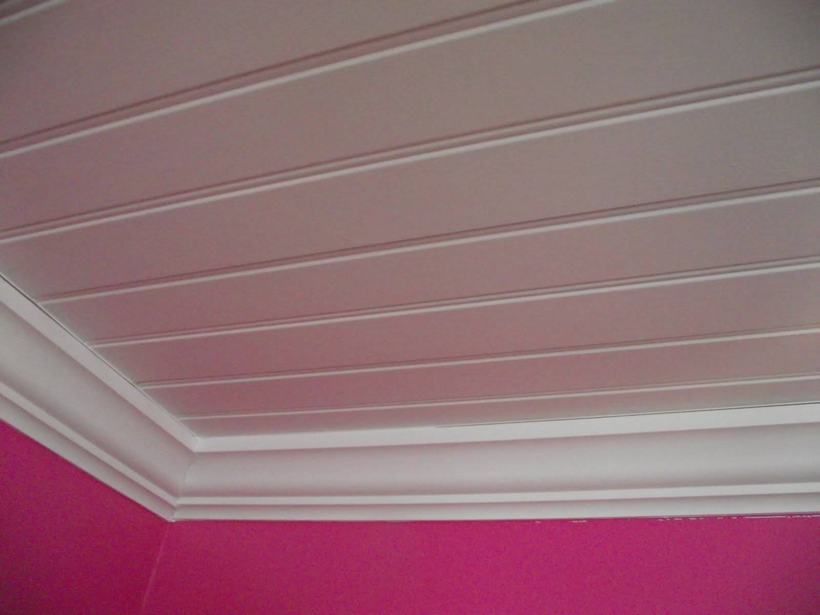 Serendipity Chic Design Putting Bead Board Ceiling Tutorial