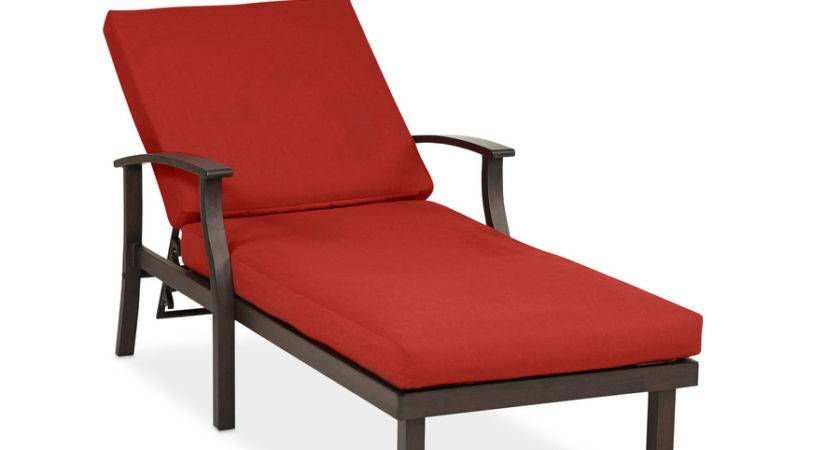 Shop Allen Roth Gatewood Aluminum Chaise Lounge Chairs