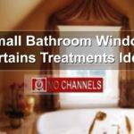 Small Bathroom Window Curtains Treatments Ideas Youtube