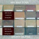 Stains Colors Minwax Stain Pinterest