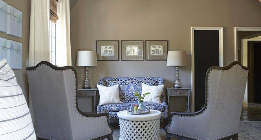 Taupe Paint Colors Transitional Bedroom Benjamin