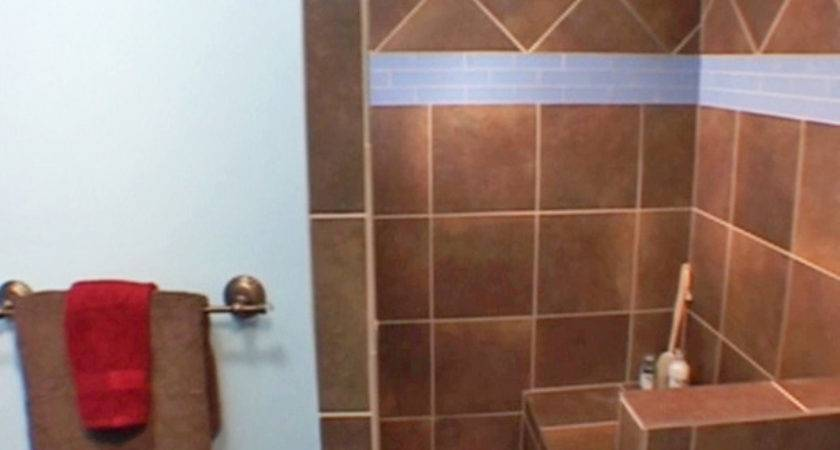 Tile Shower Tos Diy