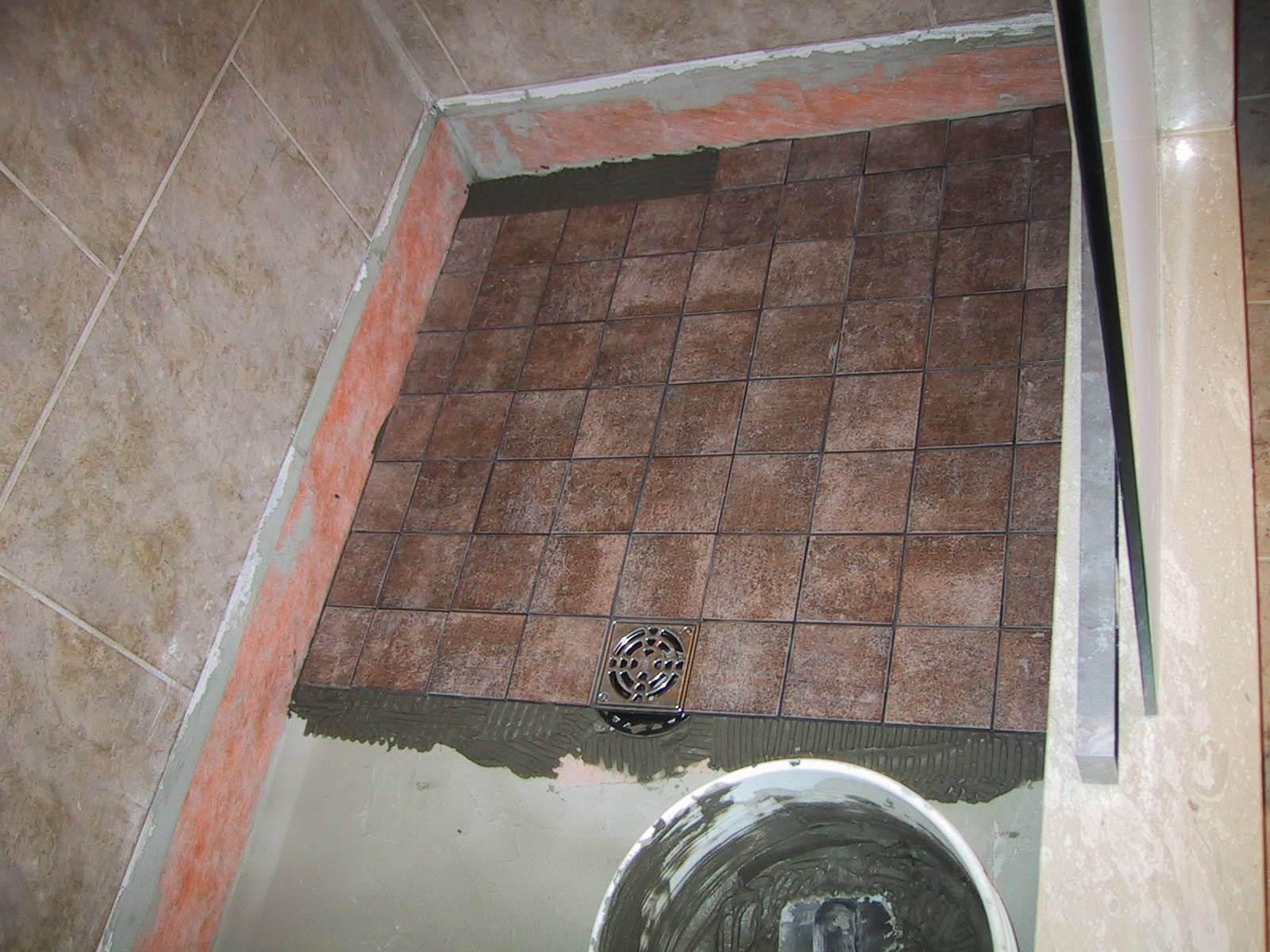 Tiling Shower Joke
