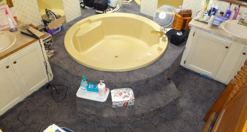 Transform Old Garden Tub Ultimate Standing
