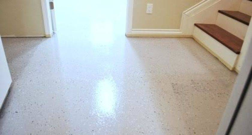 White Epoxy Paint Floor Coating Kit