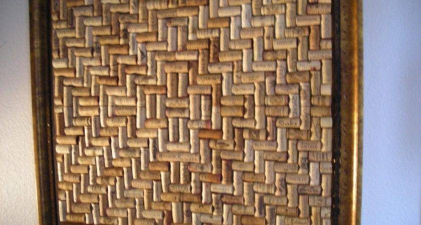 Wine Cork Design Home Project Ideas Knitting Archieves Blog