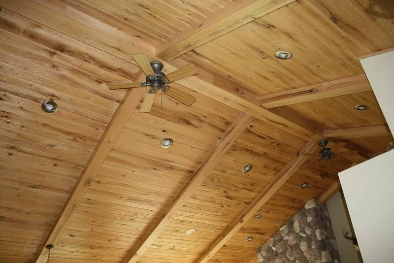 Wood Ceilings Marker Construction