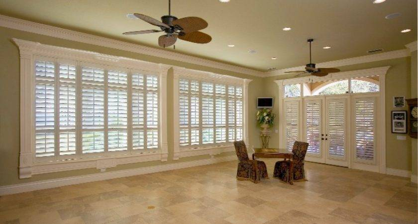 Wood Shutter Poly Plantation Shutters