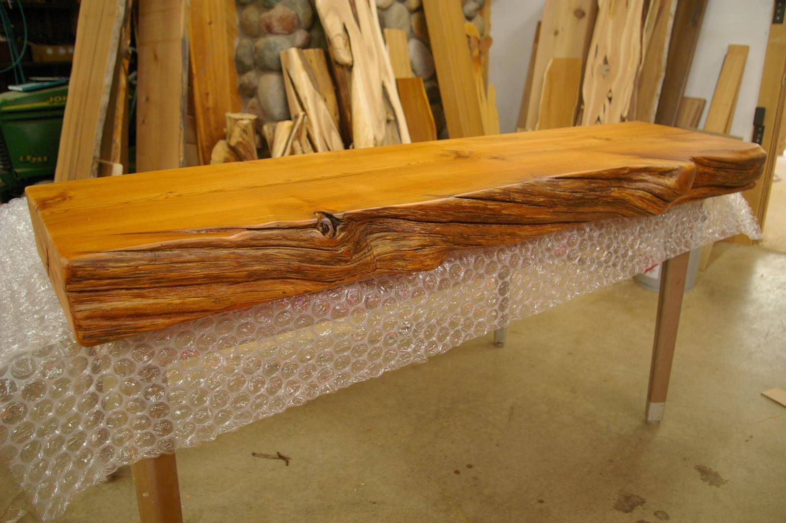 Yew Fireplace Mantels Timber Rustic